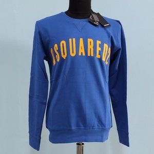 Dsquared2 Navy Blue New Sweatshirt